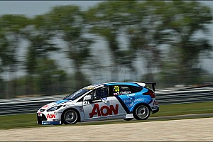 WTCC Team Aon Race of Slovakia qualifying report