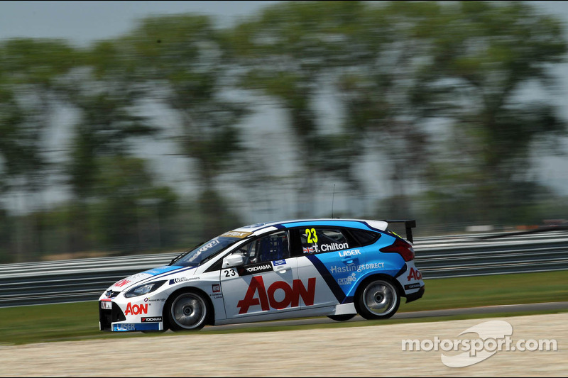 Team Aon Race of Slovakia qualifying report