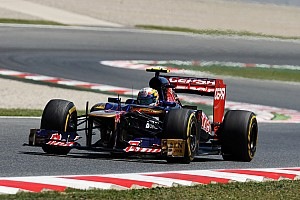 Formula 1 Toro Rosso Spanish GP Friday report