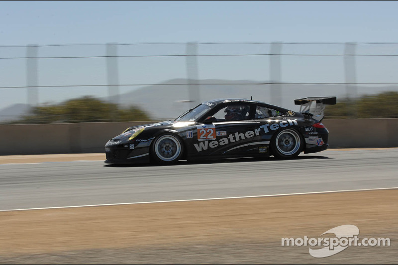 Alex Job Racing GTC Laguna Seca qualifying report