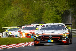 Endurance Phoenix Audi strengthens Nurburgring lead