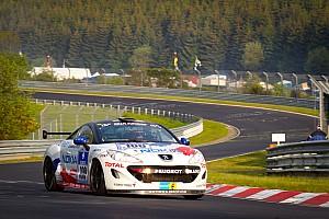 Endurance Team Peugeot RCZ Nurburgring 24 Hour race report