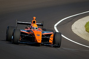Indy Lights Younessi Racing Indianapolis qualifying report