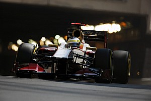 Formula 1 HRT excited after best finish of 2012 F1 season