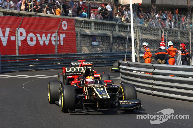 Lotus GP Monaco event summary