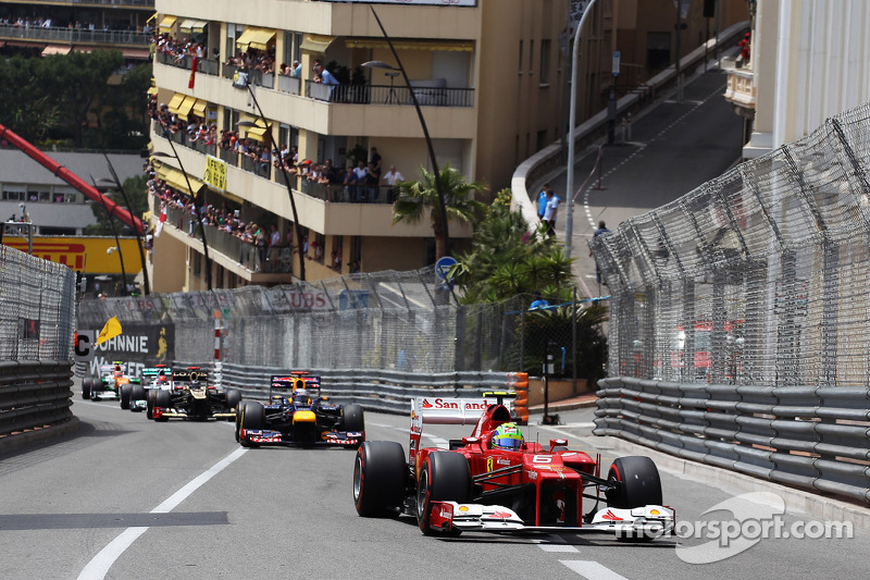 Monaco 'a fresh start' for struggling Massa