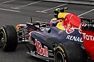 Webber denies 'backing up' rivals for Vettel