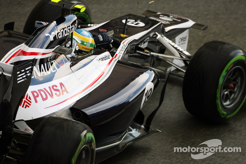 No 'race win' ultimatum at Williams - Senna