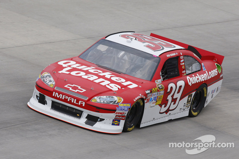 Newman earns hard-fought 15th-place at Monster Mile