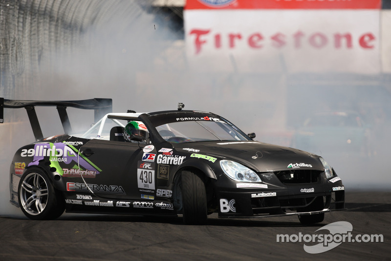 Saito victorious in Formula DRIFT Round 3 at Palm Beach