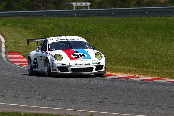 Davis puts Brumos Porsche second on the grid for Mid-Ohio