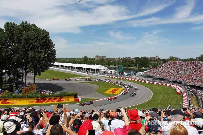 Montreal close to new long-term F1 deal