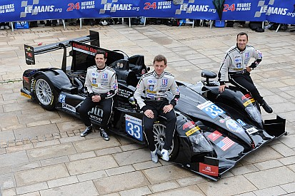 Scott Tucker and Level 5 take to racing world's biggest stage
