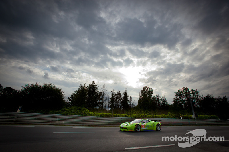 Krohn Racing continues to climb the timing charts