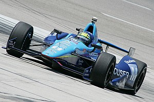 IndyCar KV Racing looking to continue strong oval performances at Iowa