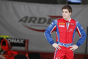 GP2 Qualifying report Arden racers face a test of patience