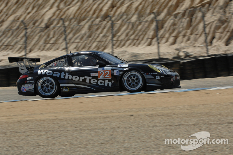 AJR's  MacNeil and Keen taking GTC points Lead to Lime Rock Park