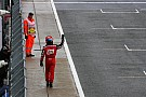 Frustrating day for Marussa's Glock and Pic in Silverstone