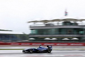 GP3 Race report Buller storms to first win in chaotic Silverstone race