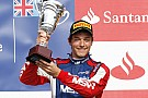 Southwater's Jolyon Palmer secures superb podium on home soil