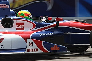 IndyCar Breaking news Conway's first 2012 podium ends up with post-race technical infraction