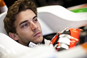 Formula 1 Breaking news Mallya hints race seat likely for Bianchi