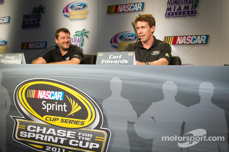 Series drivers speak out on A.J. Allmendinger suspension