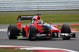 Formula 1 Breaking news Marussia undecided over engine for future