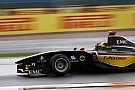 Lotus GP's Daniel Abt secures maiden pole in Germany