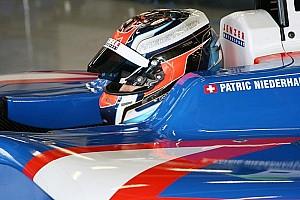 GP3 Race report Niederhauser reigns supreme in Hockenheim