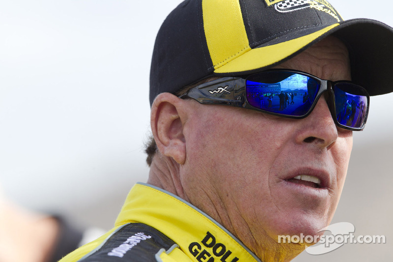 Ron Hornaday Jr. runs 50,000 series miles