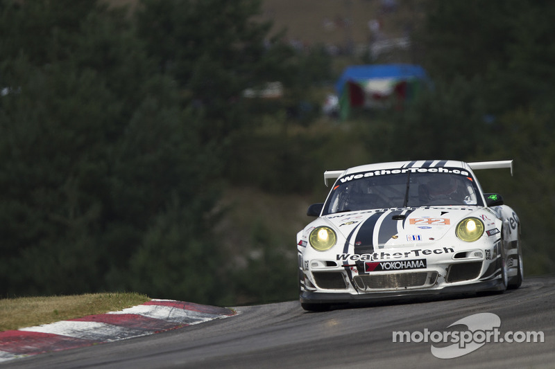 AJR's MacNeil and Keen take second in GTC at Mosport
