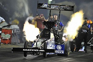 NHRA Race report Brown, Beckman, Allen Johnson and Krawiec storm to Denver wins