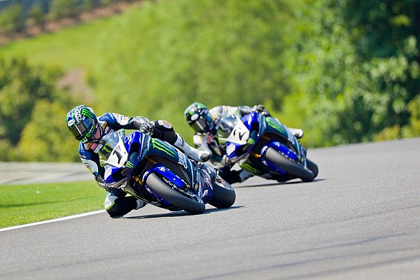 AMA AMA Pro Road Racing joins MotoGP riders at Laguna