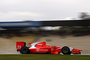 GP2 Qualifying report Razia fifth as title race hots up after qualifying in Budapest