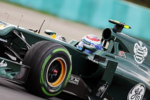 Formula 1 Qualifying report Caterham looking to Sunday after Hungarian GP quals yield little gains