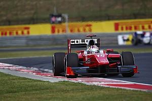 GP2 Race report Scuderia Coloni's Coletti lands another top ten in Budapest