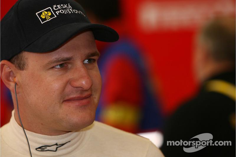 FIA suspends Tomas Enge for 18 months for failing drug test