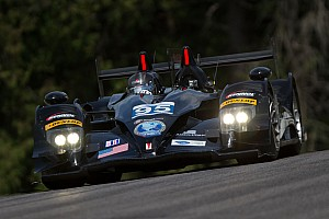 ALMS Preview Ricardo Gonzalez joins Scott Tucker and Level 5 at Mid-Ohio