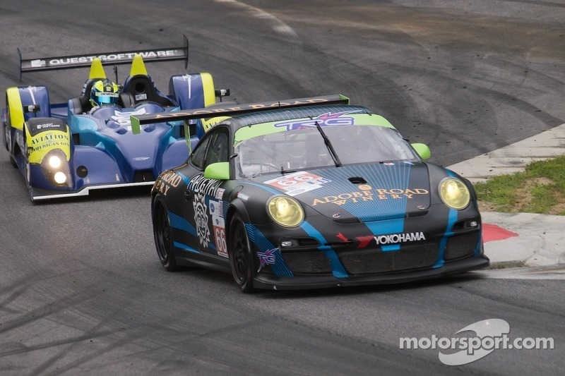 TRG Goes for second in a row at Mid-Ohio Sports Car Challenge