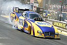 Capps, NAPA Auto Parts team holds No. 1 Funny Car qualifying spot