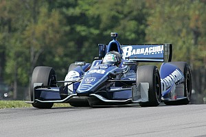 IndyCar Race report Another top ten finish for Tagliani in Mid-Ohio