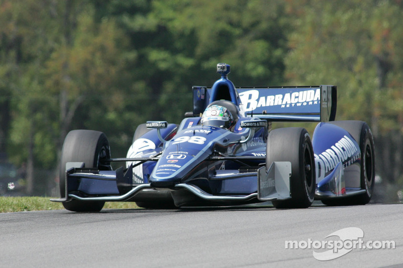 Another top ten finish for Tagliani in Mid-Ohio