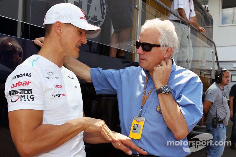 Schumacher 'should know the rules' - Whiting