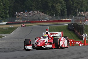 IndyCar Race report Strong weekend for Dale Coyne Racing does not show in Mid-Ohio results