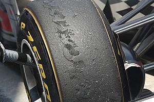 Formula 1 Commentary Mercedes engines wearing out Pirelli tyres
