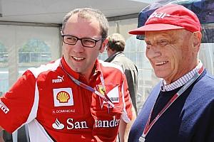 Formula 1 Commentary Niki Lauda: 2012 title much tougher for Vettel
