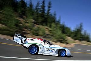 Hillclimb Race report Monster's climb to the Peak hits problems