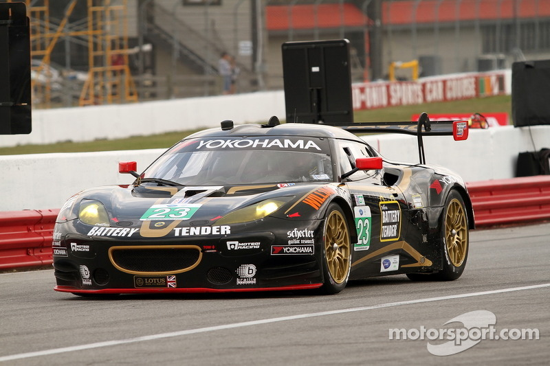 Lotus Alex Job Racing starts from fifth GT position at Road America