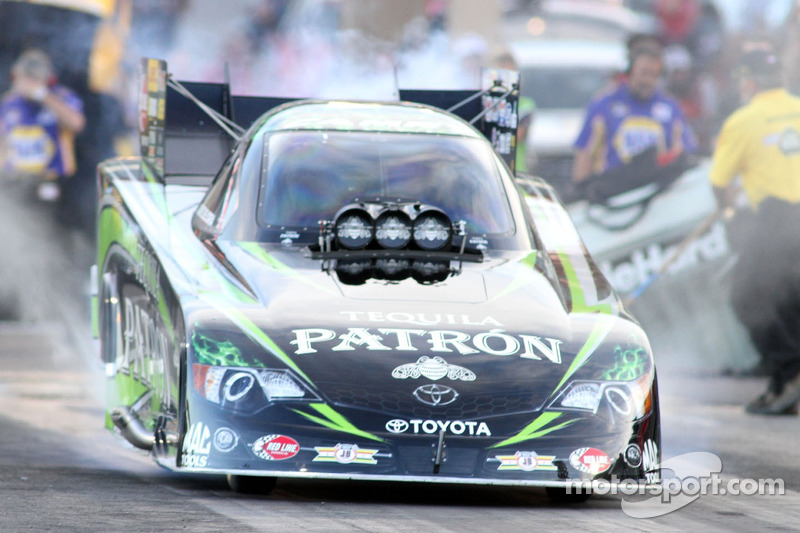 'First or Worst' rule comes into play after a wild first round at Brainerd for Team Patrόn